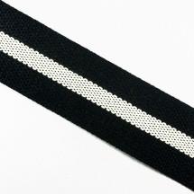 黑白相間/4.5公分托特包背帶