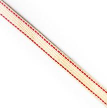 米底粉紅點/1.2公分托特包背帶