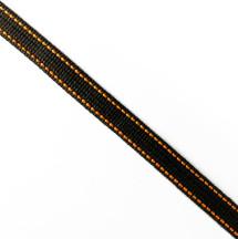 深棕橘點/1.2公分提帶